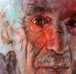 """© """"Dave Hole"""" 2008 acrylic on canvas Peteris Ciemitis"""
