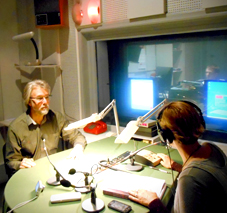 Latvian Radio Interview Peter Ciemitis